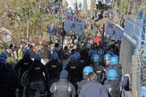 Comunicato Giovani No Tav sulle violenze dell'8 dicembre 2011