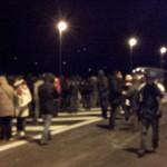 Ieri  di nuovo sull'A32 Torino-Bardonecchia