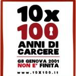 G8 di Genova: 10×100 firma l'appello
