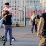 Davide Bono : A giudizio Nina e Marianna. A quando i processi degli Agenti?