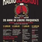 20 ANNI DI RADIO BLACKOUT ad Avigliana