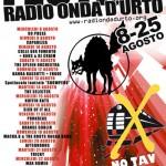 NO TAV BRESCIA 8-25 AGOSTO FESTA RADIO ONDA D'URTO