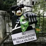 VAL DI SUSA, UNA MILITARIZZAZIONE… DIFFICILE!