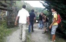 Report del terzo giorno dal campeggio studentesco no tav(VIDEO)
