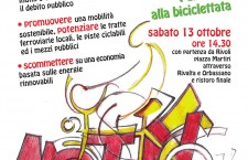 GRANDE BICICLETTATA NO TAV Rivoli-Rivalta-Orbassano
