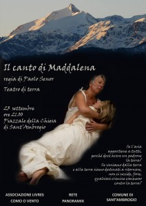 Sant'Ambrogio – Il canto di Maddalena (domenica 23/09)