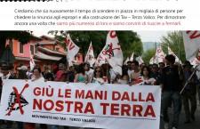 Sabato 6 Ottobre Marcia Popolare da Serravalle ad Arquata