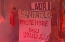28 settembre : Rilanciamo il 5 ottobre colpendo Intesa Sanpaolo! [GUARDA VIDEO]