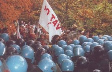 Colori dell'autunno, colori della resistenza. Di Nicoletta Dosio