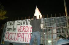 INIZIATIVA NO TAV IN SOLIDARIETA' CON GLI STUDENTI DELLA VERDI 15