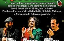 UN NUOVO MONDO È POSSIBILE! di e con Stefano Florio, Luca Bassanese e Domenico Finiguerra