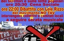 Livorno 30/11: dibattito NOTAV L'Europa ce lo chiede
