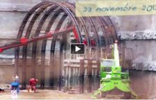 Clarea, dopo 17 mesi di cantiere militarizzato(video)