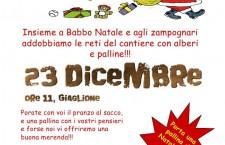 23/12 NATALE NOTAV – le Famiglie alle reti