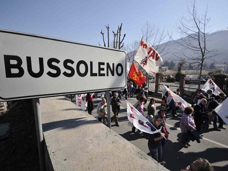 Espropri: il Comune di Bussoleno dice NO a Telt