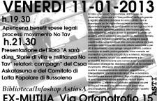Asti 11/12 presentazione di A sarà dura