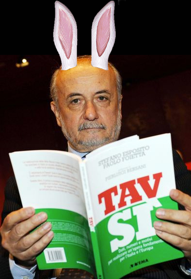 Tav, Mario Virano l'uomo del dialogo… senza il dialogo