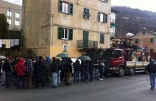 NoTav Terzo Valico: bloccata una trivella a Isoverde