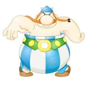 obelix èun po' nervoso