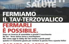 Pulman per la manifestazione notav di Novi Ligure