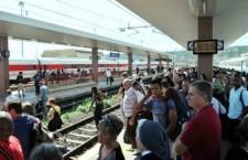 Lavoro mortale: operaio ucciso da un Frecciarossa a Roma Tirburtina