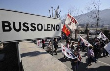 LTF a Bussoleno: Comitato di Accoglienza NoTav.