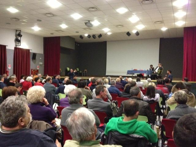 Assemblea pubblica No Tav: L'AMMINISTRAZIONE DI BUSSOLENO E' NO TAV!!!