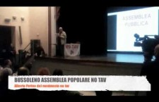 I Notav in assemblea a Bussoleno (video)