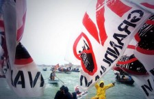 Venezia No Grandi Navi: cariche per chi protesta per salvare la Laguna