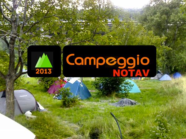 iNFO – CAMPEGGIO DI LOTTA 2013