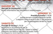 20/23 Giugno Campeggio Gravella