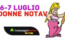 6/7 LUGLIO CAMPEGGIO DONNE NOTAV – PROGRAMMA