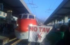 Dalla Calabria alla Val Susa tutti No Tav. Nessun Tribunale ci fermerà!