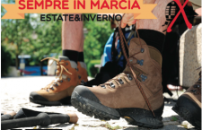 Sempre in marcia: estate&inverno!
