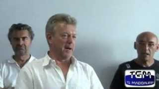 Conferenza stampa NO Tav in risposta alle accuse di terrorismo (video)