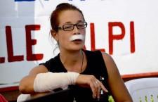 """No Tav, la denuncia dell'attivista pisana: """"Manganellate, insulti e palpeggiamenti da parte delle forze dell'ordine"""""""