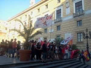 Palermo e Napoli: iniziative per chiedere la liberazione dei No Tav