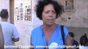 """Presentazione dell'appello: """"#senonconmartaquando?"""" (VIDEO)"""
