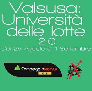 Valsusa: università delle lotte!