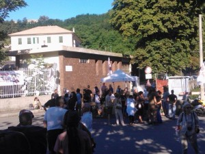 NoTav Terzo Valico, il movimento ferma ancora gli espropri a Genova