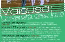 VALSUSA UNIVERSITA' DELLE LOTTE VENAUS DAL 26 AL 31 AGOSTO 2013