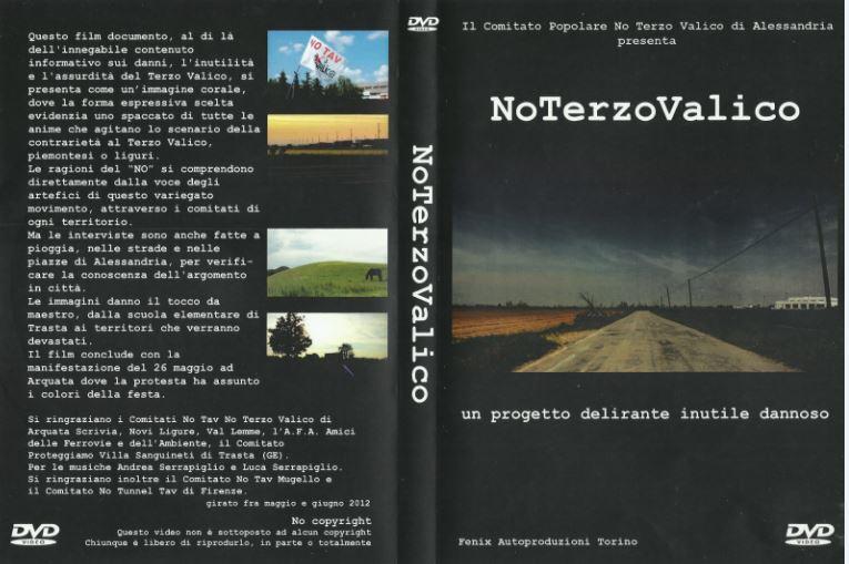 """Il documentario """"NoTerzoValico"""" disponibile in rete Stampa articolo"""