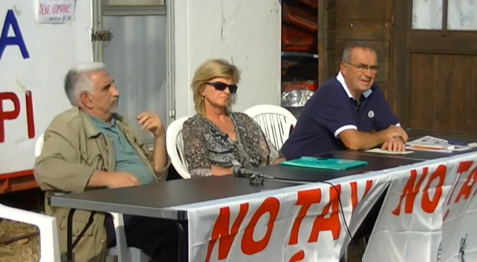 2000 firme contro la militarizzazione della Val Susa