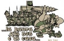 Nuove br, più militari in Clarea… Molto rumore per nulla.