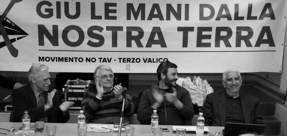 Livio Pepino: resistere è un dovere, il Tav umilia la democrazia