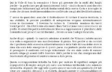 Lettera di Sandro Plano per la manifestazione del 12 ottobre a Roma