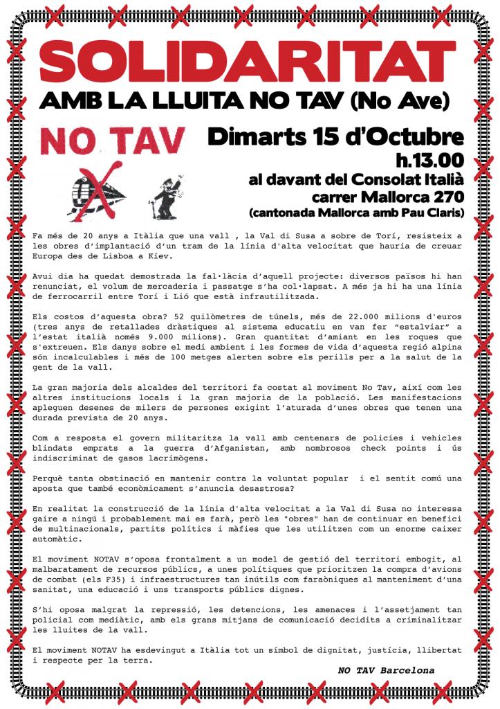 NO TAV 1