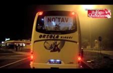 #19o, il viaggio dei NoTav verso Roma (video)