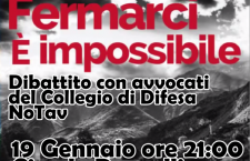 """19/1 Proiezione di """"Fermarci è impossibile"""" all'Anpi Nizza Lingotto"""