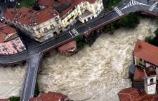 Precedenza al Tav, tanto il Piemonte è al 2°posto per frane e alluvioni